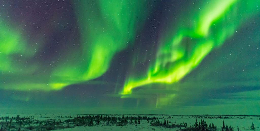 This Live Stream of the Northern Lights Will Take Your Breath Away