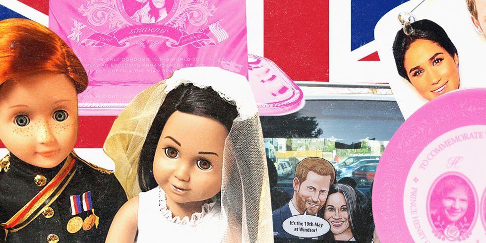 Merchandise For Sale—harryamp; Themed Wedding Royal Meghan DH9WE2I