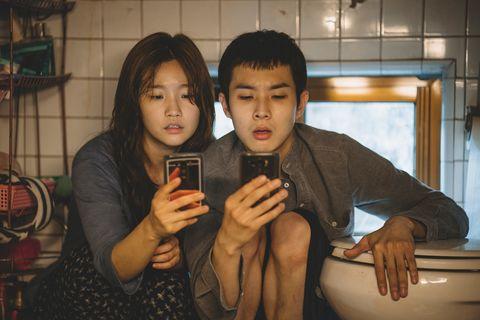 Parasite, So-Dam-Park, Woo-Sik-Choi