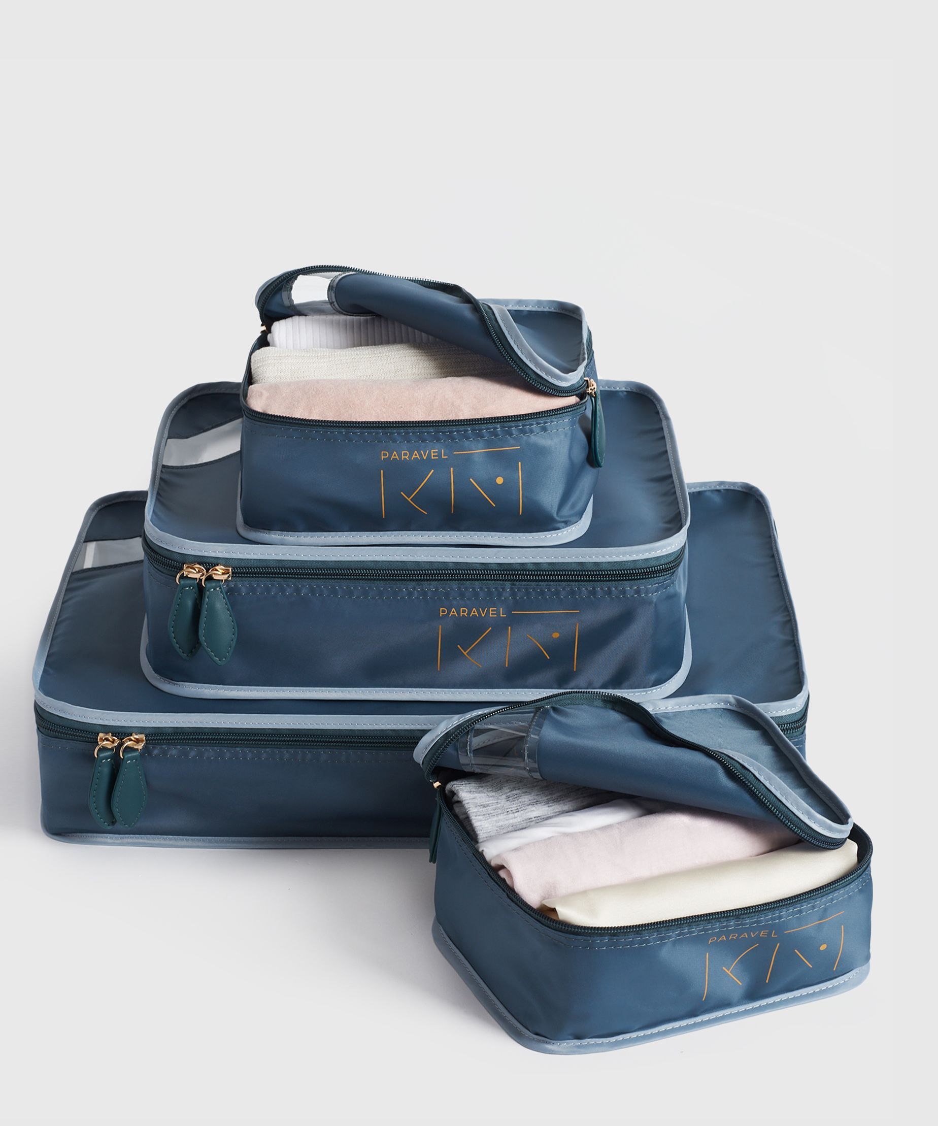 The Marie Kondo x Paravel Collaboration Is Here to Make Your Suitcase More Organized This Summer
