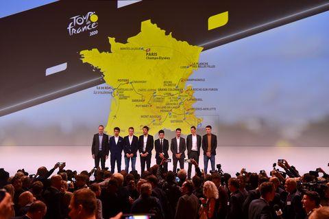 Parcours Tour de France 2020 bekend!