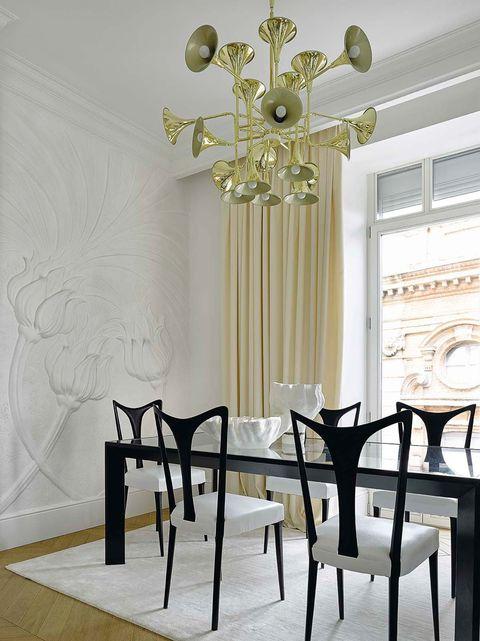 10 paredes decoradas con relieves - El relieve decora la pared
