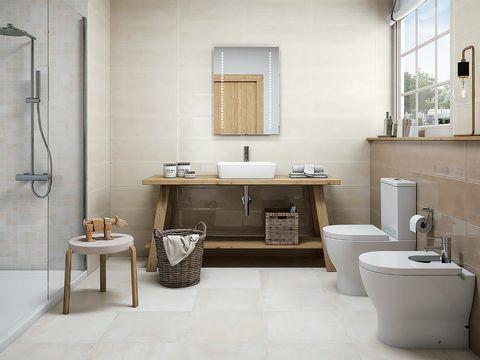 revestimientos para el cuarto de baño