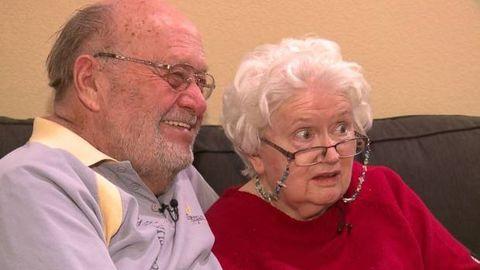 Ron y Donna Kramer san valentín