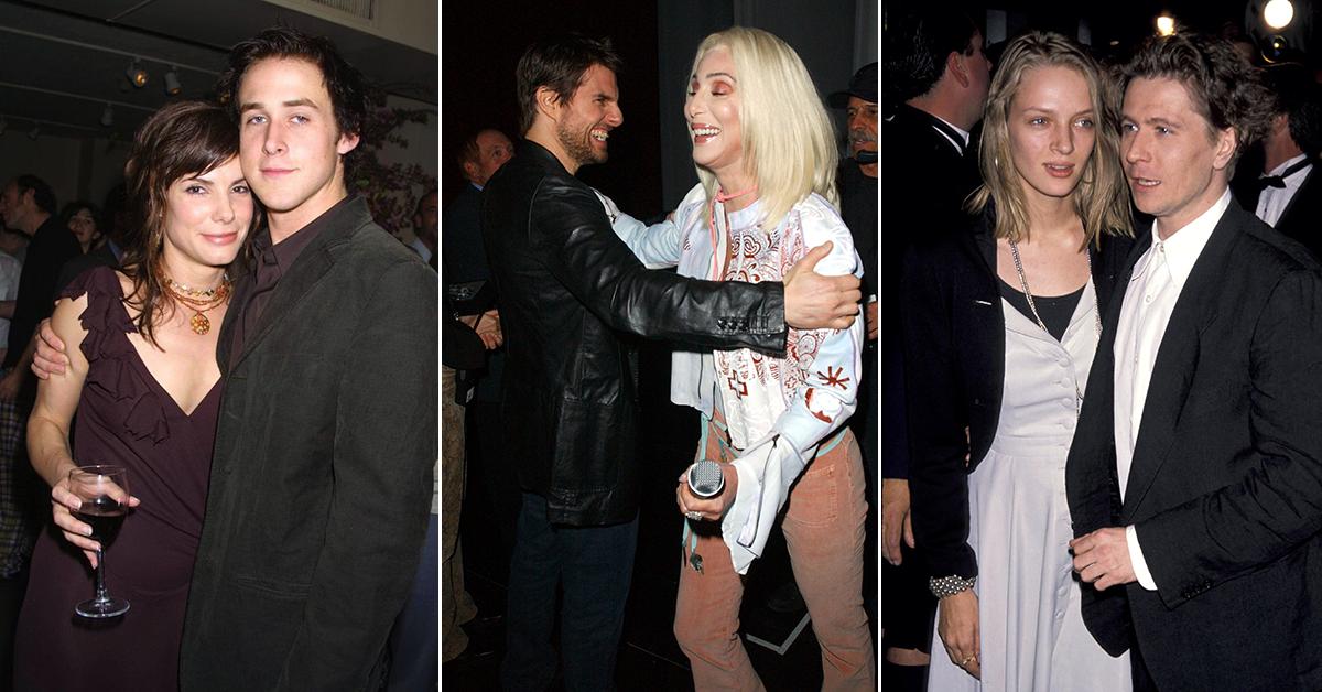 25+1 parejas de Hollywood que quizás no recuerdas