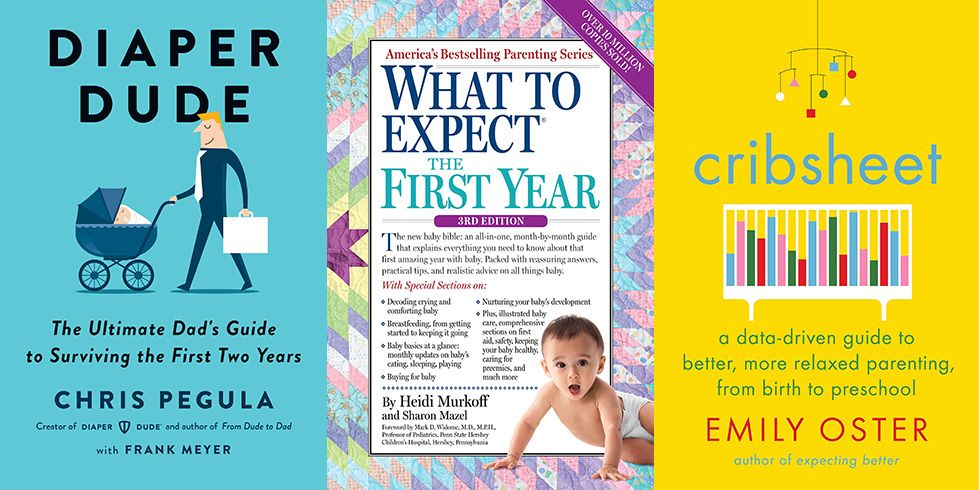 Rookie Moms and Dads: These 15 Parenting Books Will Turn You Pro
