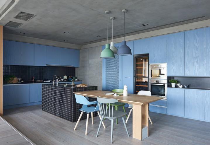 Cucine moderne con isola