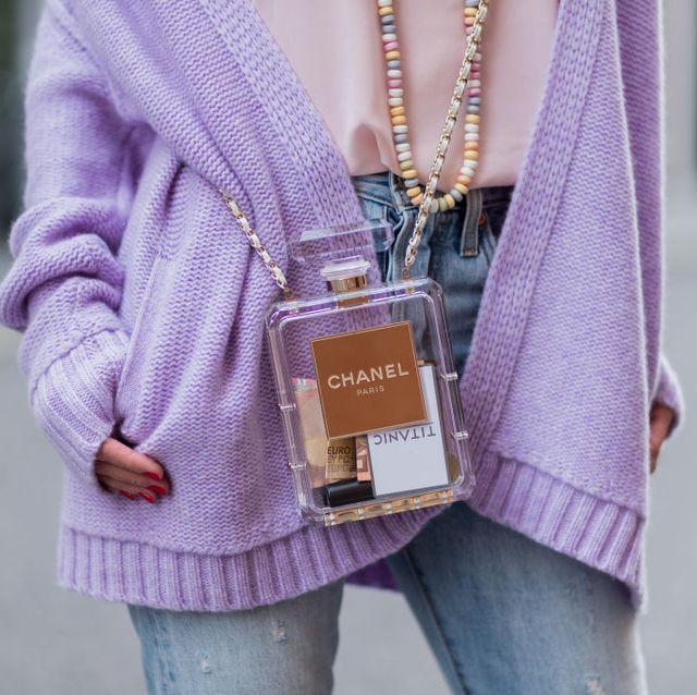 chanel tas tijdens paris fashion week