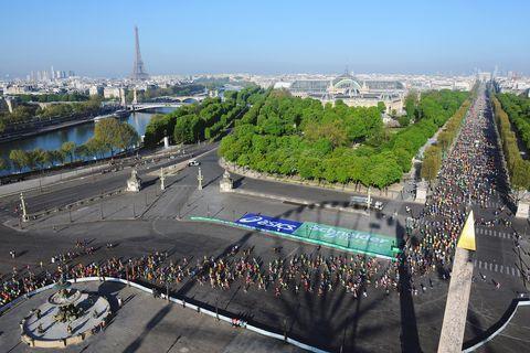 marathon, marathonkalender, parijs, runners world, runnersweb, runnersworld, taperen