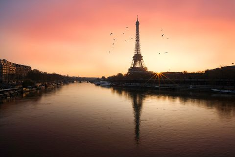 The most romantic places to stay in Europe, Paris
