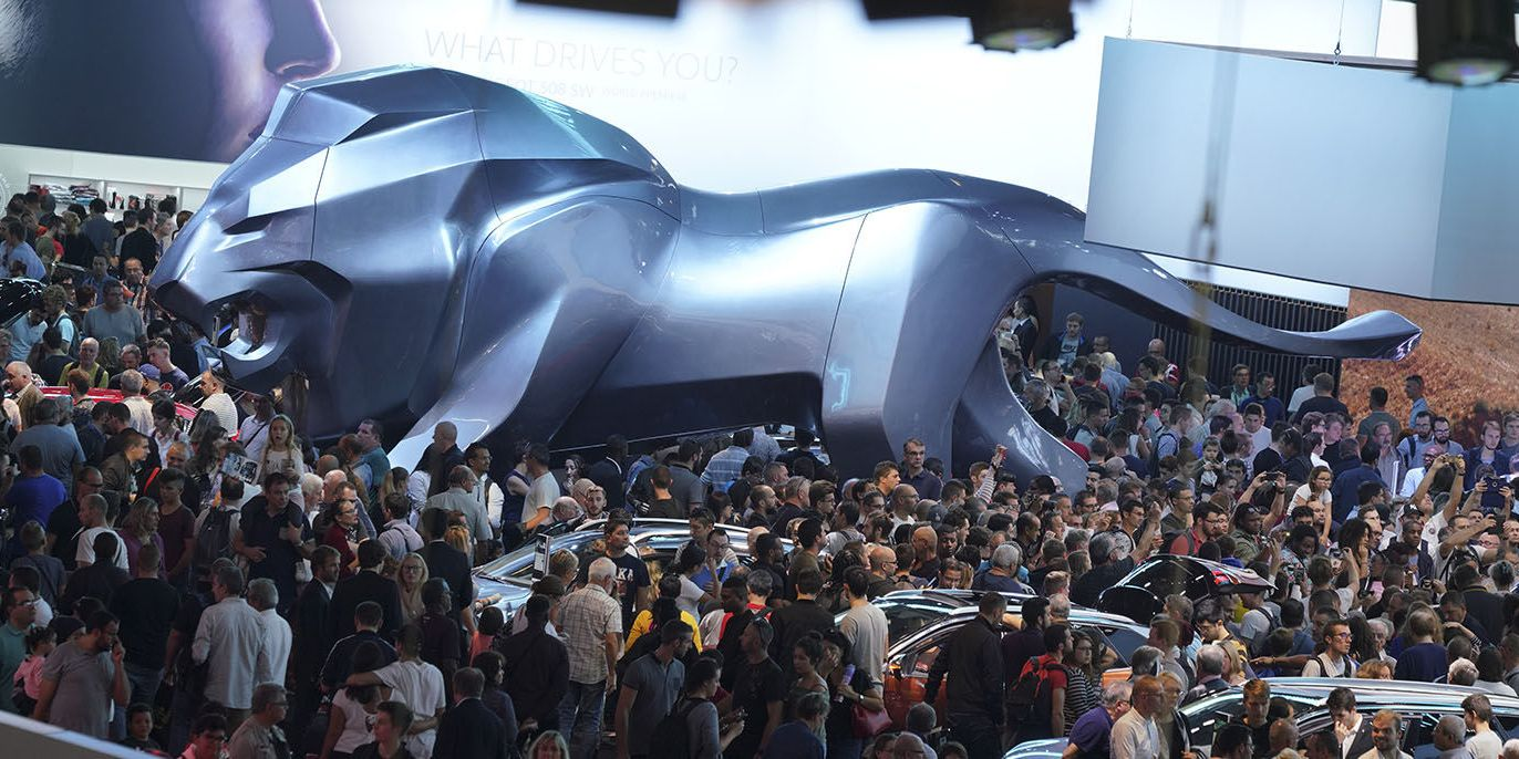 2020 Paris Auto Show This Fall Canceled amid Coronavirus Concerns