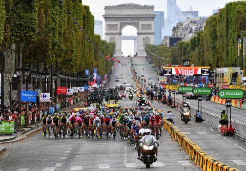 Tips voor de Bicycling Tour de France Poule
