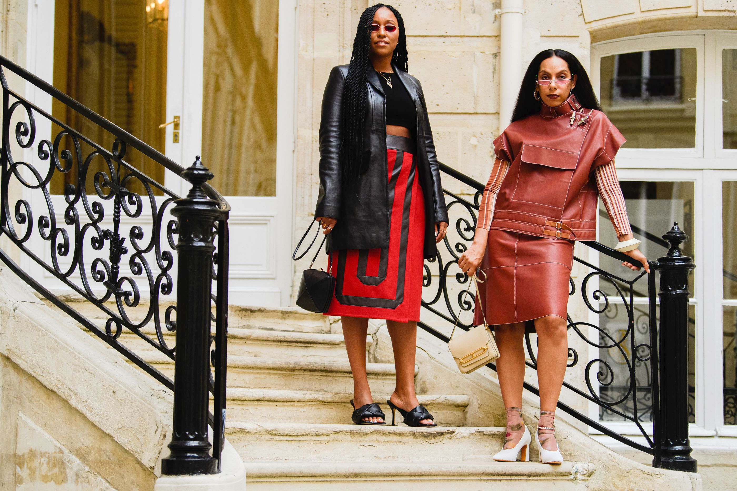 All of the Chic on the Streets of Paris