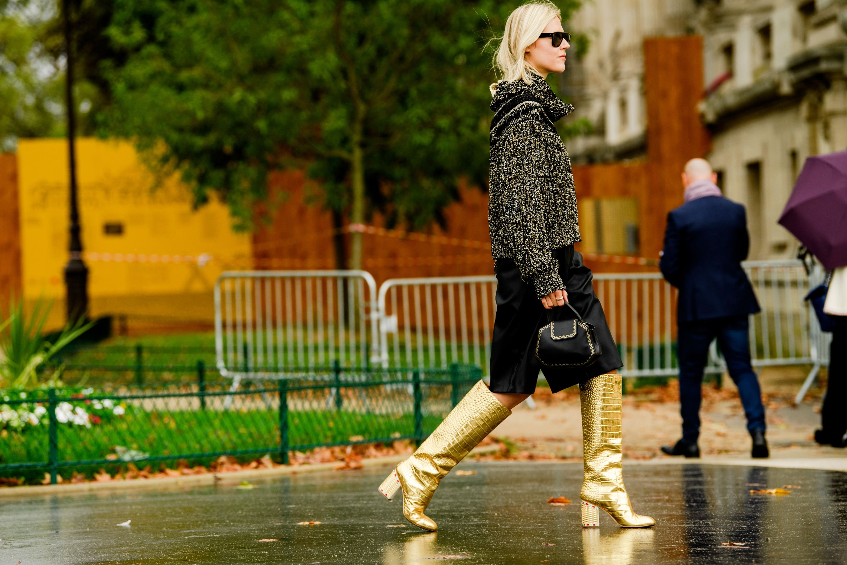 5 Winter Shoe Trends That Are