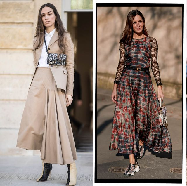 7025c303345 The Best Street Style Of Paris Fashion Week AW19