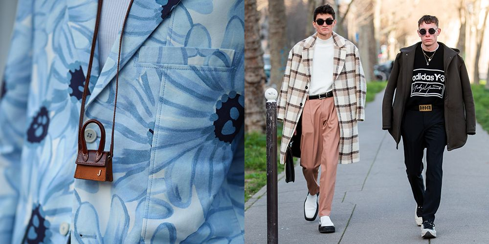 The Paris Fashion Week Street Style That Outdressed The Parisians