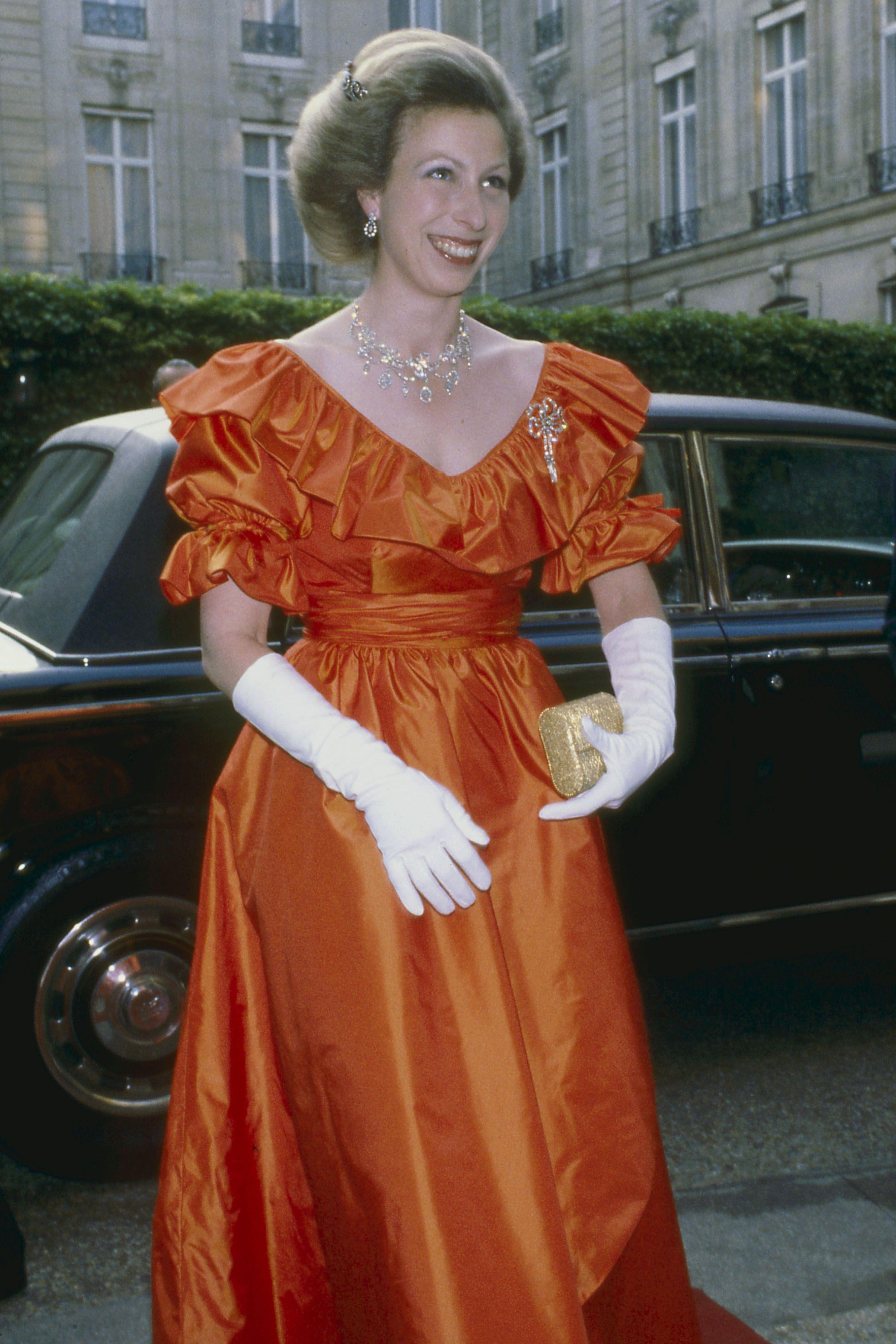 Princesse Anne of England
