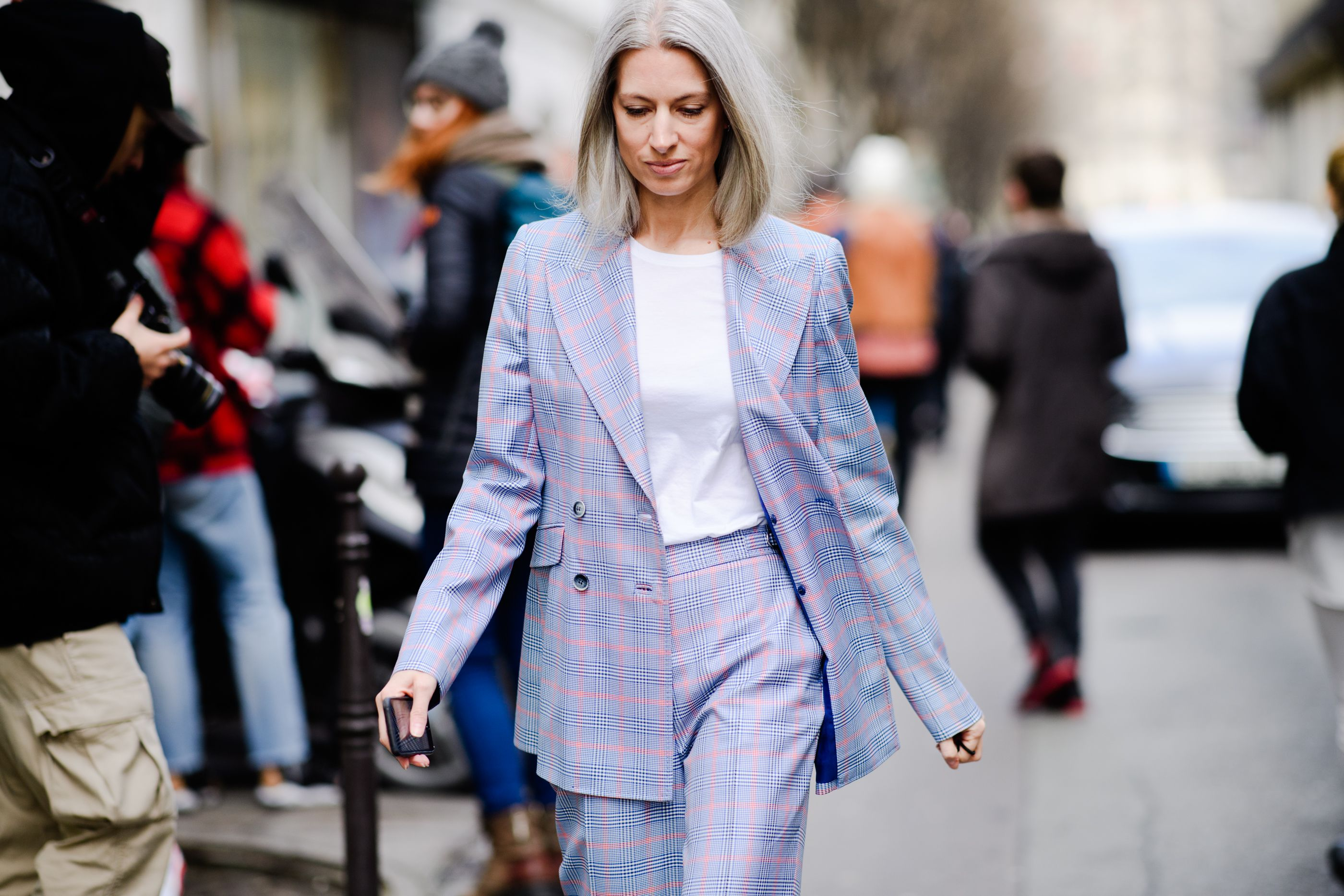 The Best Street Style From Paris Fashion Week Fall 2018 1a12f35a0e0