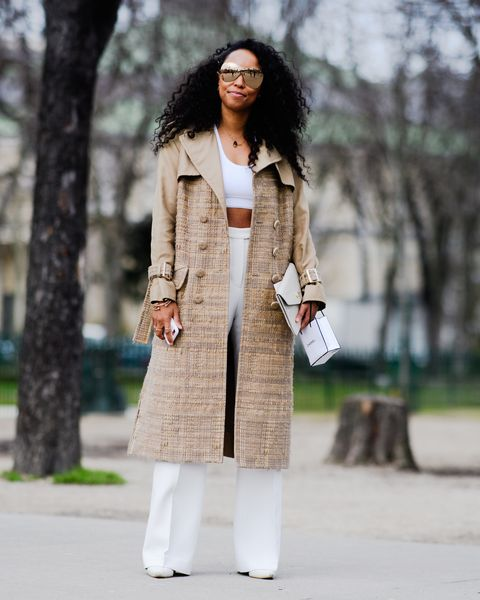 17a11ef2091 The Best Street Style From Paris Fashion Week Fall 2018