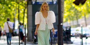 Camisa blanca street style