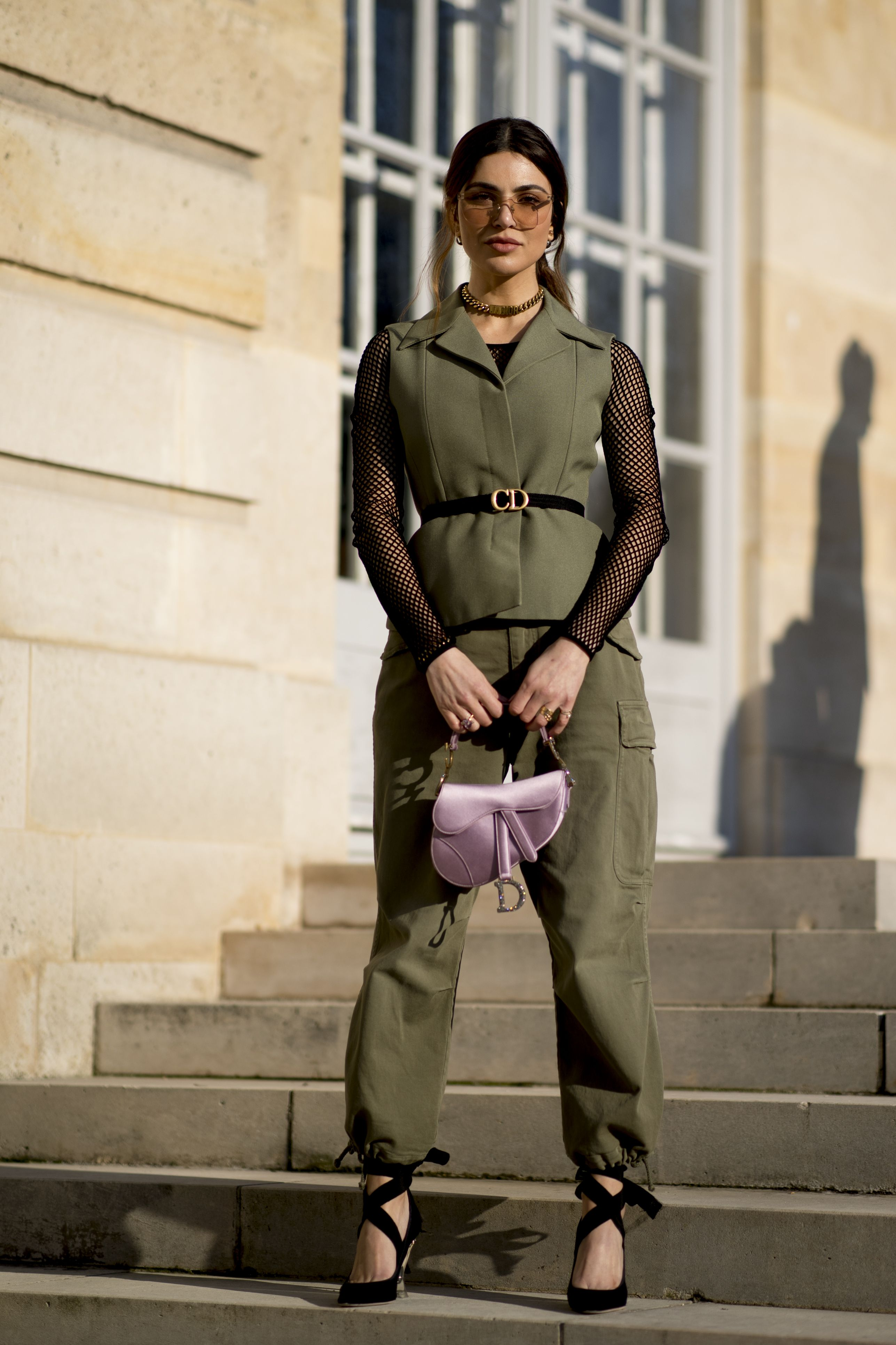 SS19 Paris Couture street style
