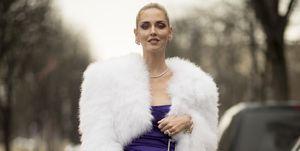 Paris Street Style SS19 Couture Fashion Week