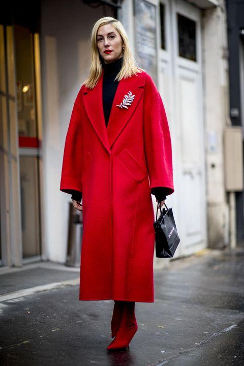 street style haute couture parigi
