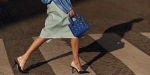 paris haute couture street style details