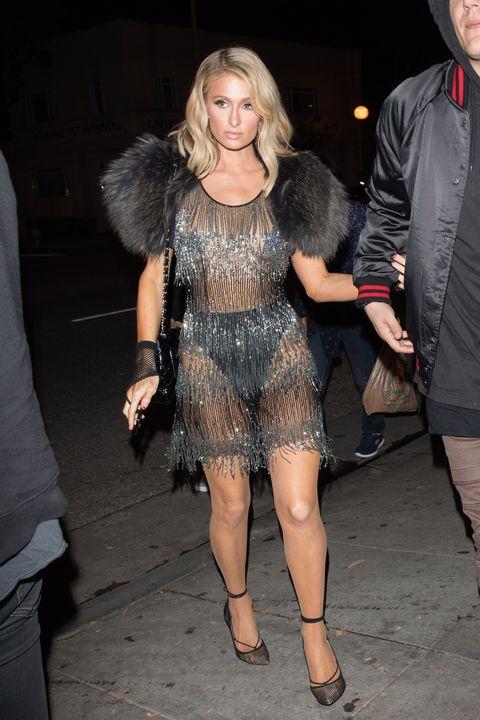 Paris Hilton Lo Ense 241 A Todo