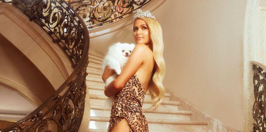 Paris Hilton Boohoo collection