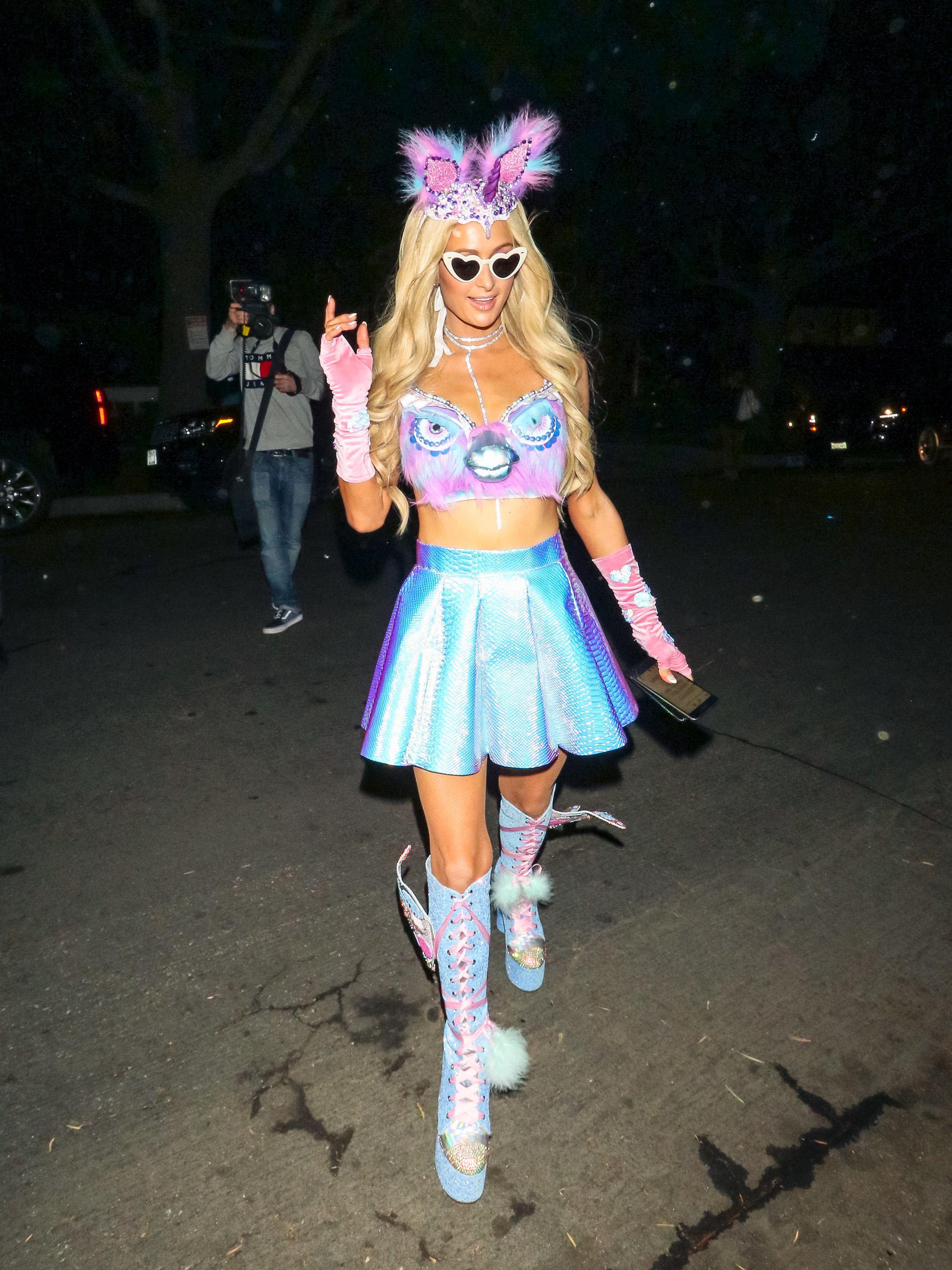 Celebrity Sightings In Los Angeles - October 26, 2018