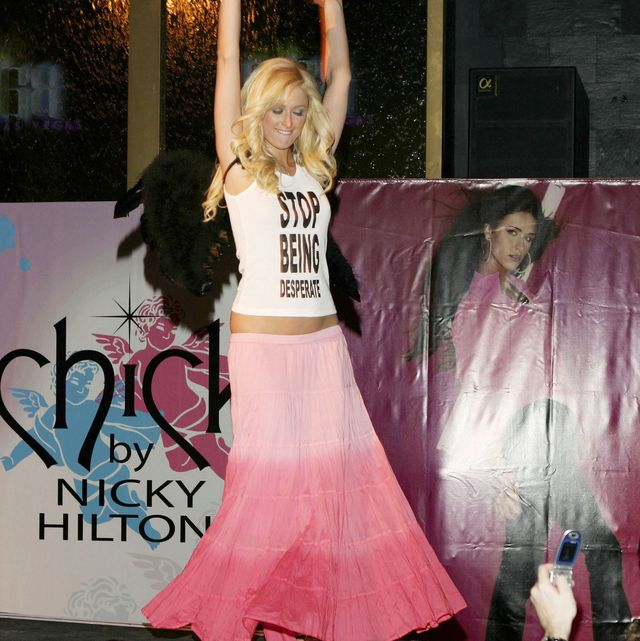 nicky hilton launches her new clothing line chick by nicky hilton