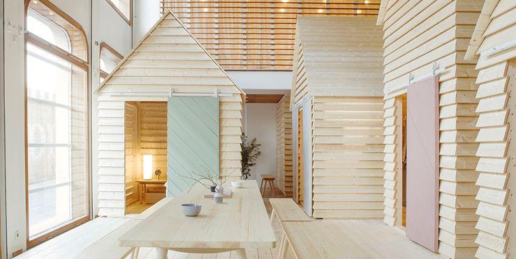 beautiful scandinavian home design.  A Paris Hotel With Scandinavian Design Hygge