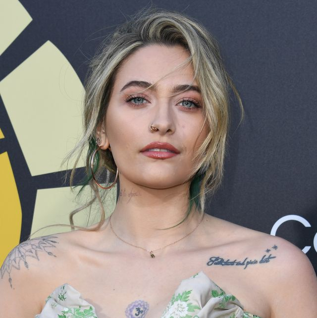 Paris Jackson just brought back this 2008 hair trend from your uni days