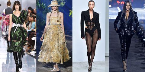 Fashion model, Fashion, Clothing, Haute couture, Runway, Dress, Fashion show, Footwear, Formal wear, Outerwear,