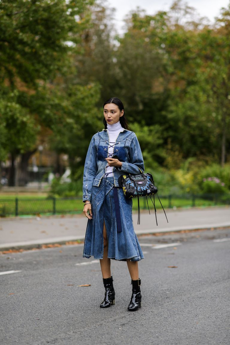 Street Style Cowboy Boots 2018