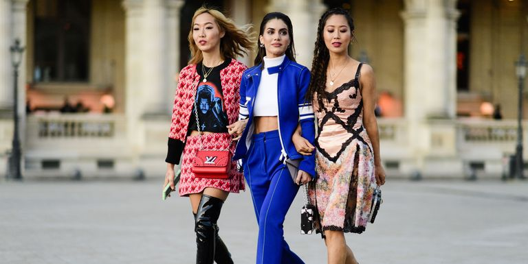 The Best Street Style From Paris Fashion Week Best Style From Paris Fashion Week