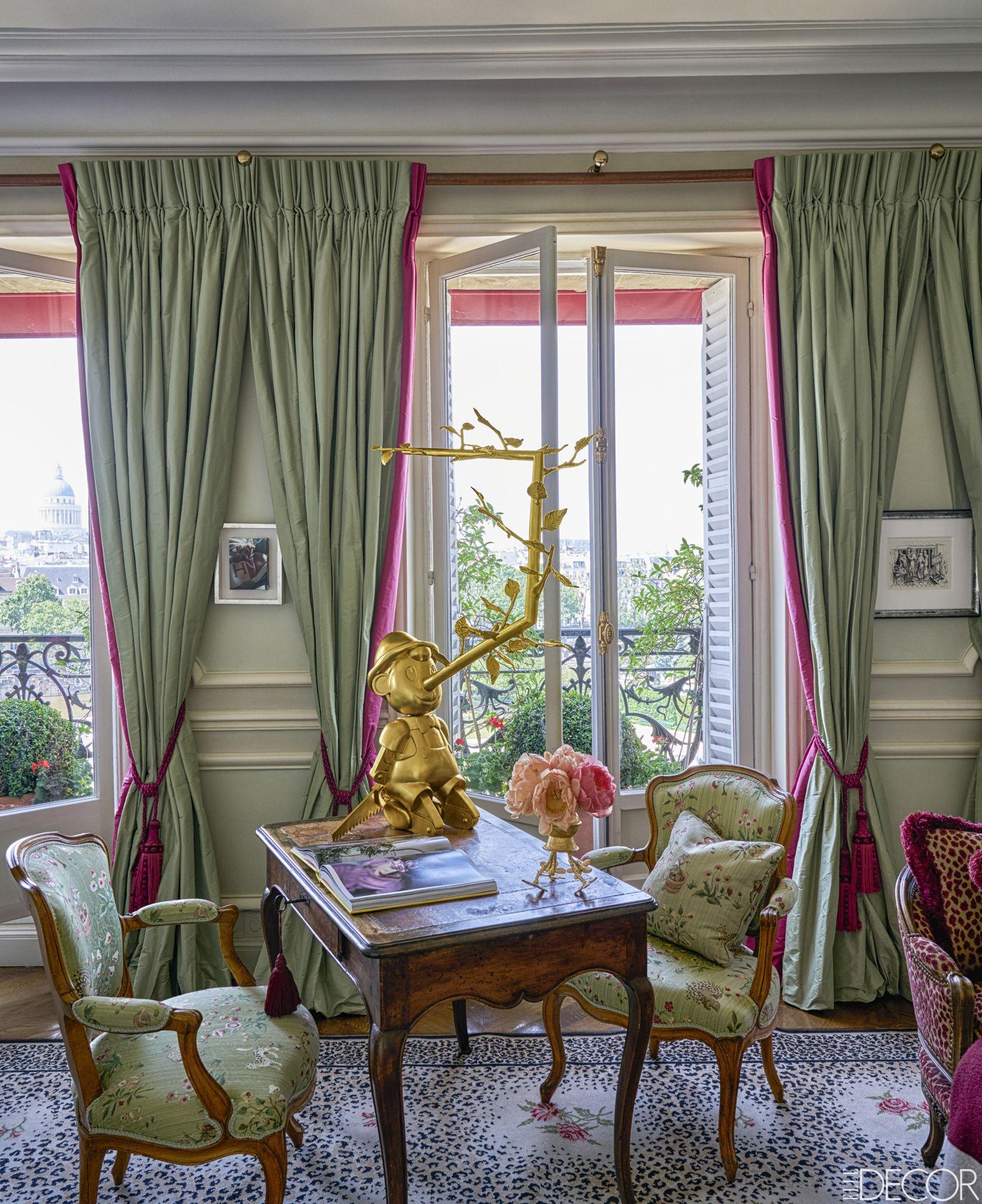 Paris Rooms