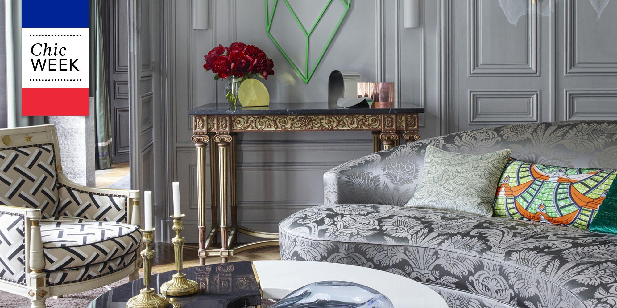 Amazing Chic Living Room Ideas Exterior