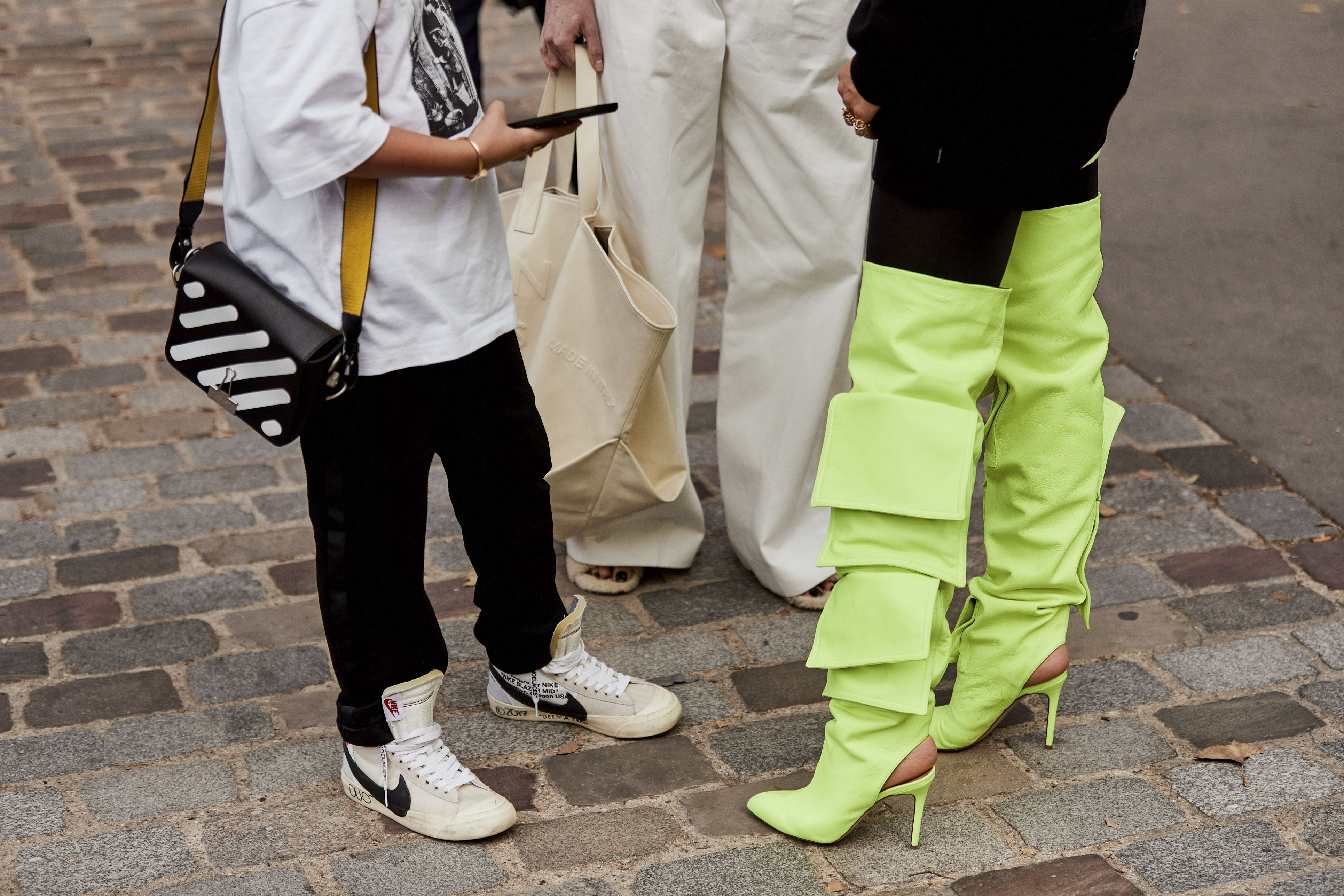 street style details PFW SS19