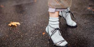 sandali invernali, sandali eleganti, sandali con calzini, moda scarpe 2020, moda scarpe inverno 2020, scarpe da sera, scarpe da sera 2020,