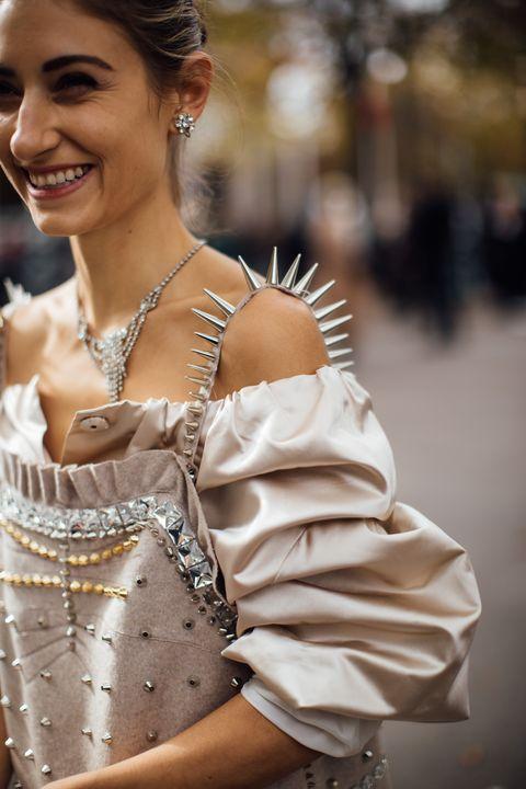 best paris fashion week street style details ss22