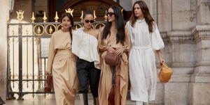 street style paris fashion week ss20