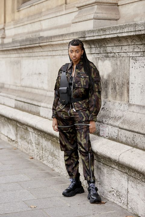 street style paris fashion week ss20