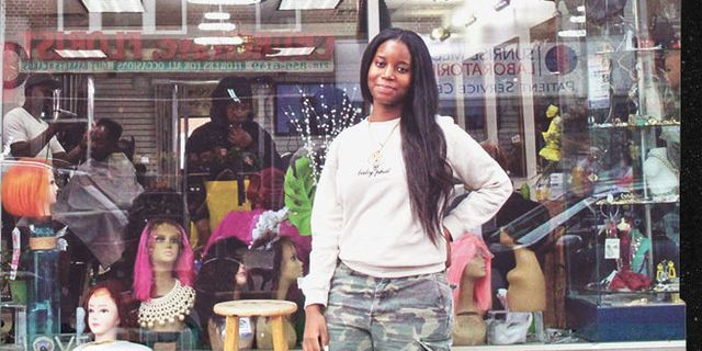 This 16-Year-Old Was Racially Profiled in A Black Beauty Supply Store—So She Bought One.
