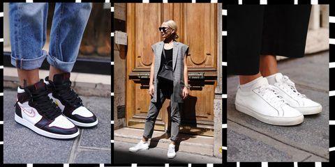 Footwear, Shoe, Street fashion, Plimsoll shoe, Sneakers, Fashion, Jeans, Leg, Cool, Oxford shoe,