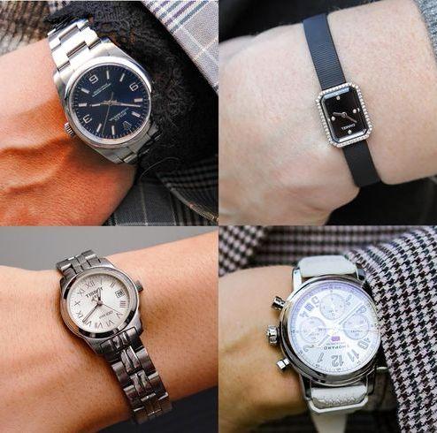 Watch, Analog watch, Wrist, Fashion accessory, Watch accessory, Fashion, Jewellery, Silver, Bracelet, Brand,