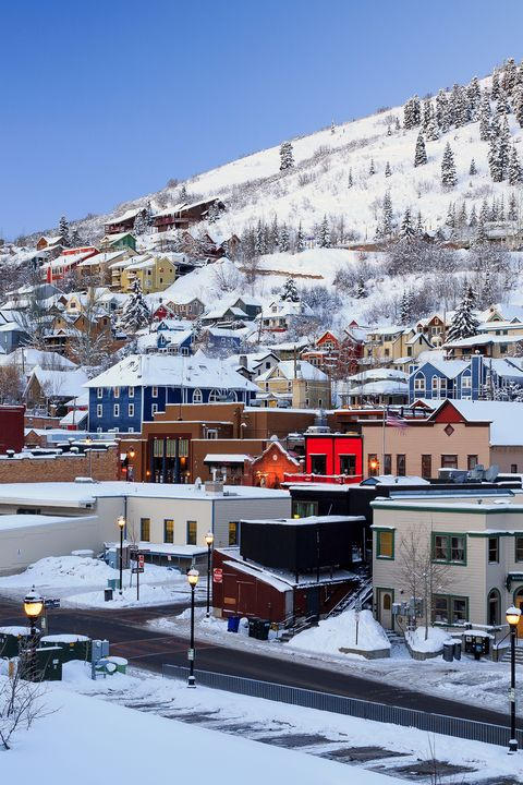 park city utah places to go for thanksgiving