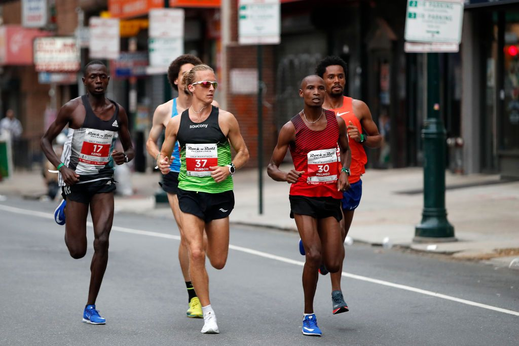 Parker Stinson Drops Out of 2020 Olympic Marathon Trials