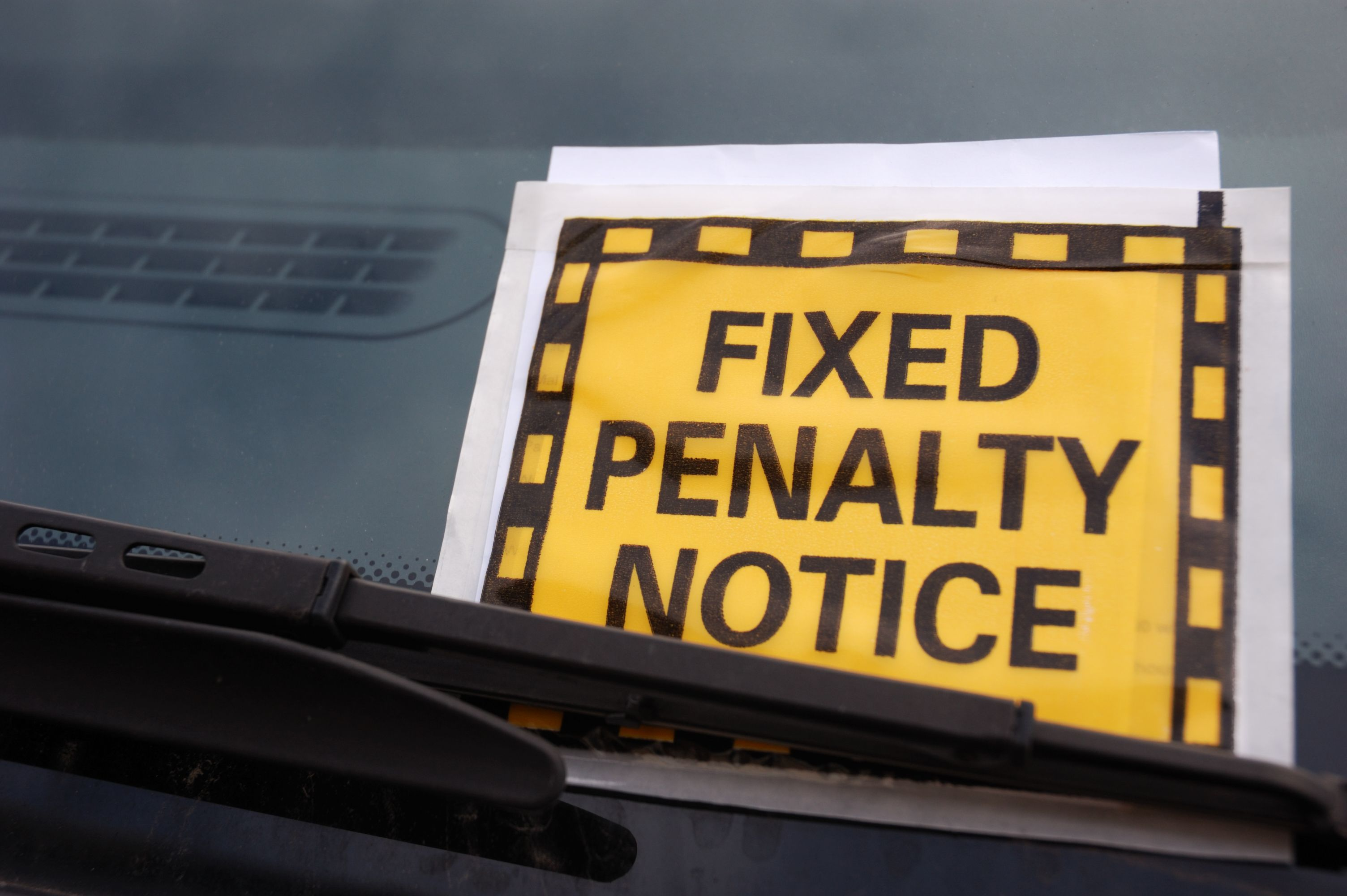 How to avoid a parking fine